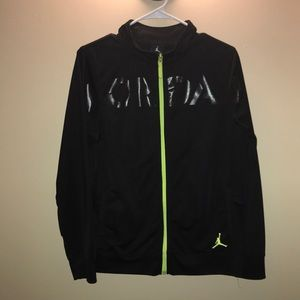 Jordan Zip Up Jacket